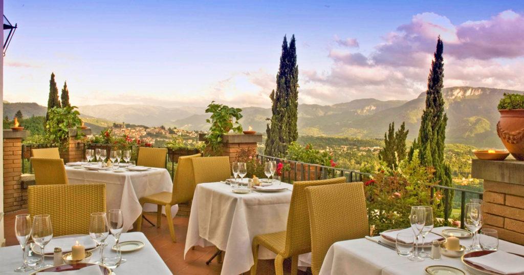 Renaissance Tuscany Terazza