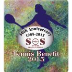 Tennis Benefit logo