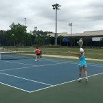 200 Women Play Tennis to Support Play Therapy for SafeHaven Kids