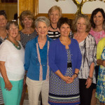 Farewell Luncheon for SOS Member, Martha Matthews