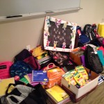 Back to School Drive Bigger Each Year!