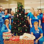 2nd Year – Texas Health HEB ICU Nursing Staff Donates Comfort and Joy Items!