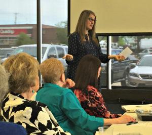 Kathryn Jacob, President & CEO SafeHaven