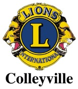 Colleyville Lions Club logo