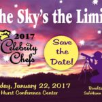 2017 Celebrity Chefs – Save the Date