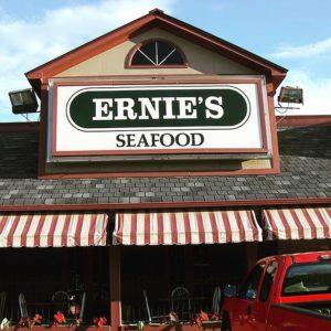 Ernie's seafood