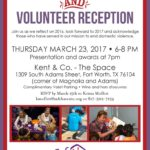 SafeHaven Annual Meeting & Volunteer Reception