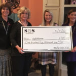 """Big"" Check Presented to SafeHaven is not an Exaggeration!"