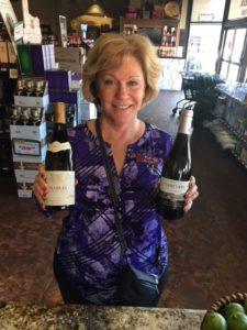 Alison wine pull